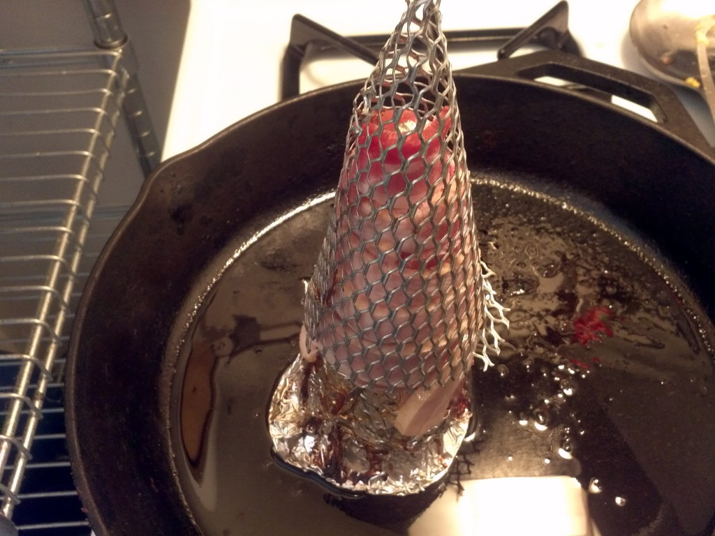 Failed Bacone 2