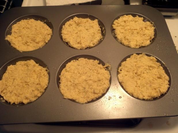 Almond Buns ready to bake