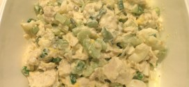 Finished Chicken Salad