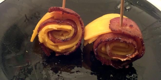 Bacon Rollups