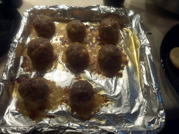 Cooked Balls