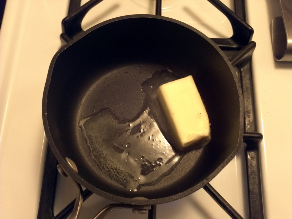 Melting Butter