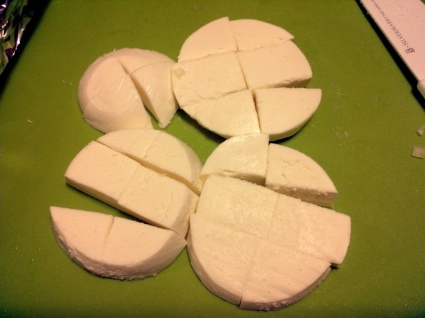 Chopped Mozzarella