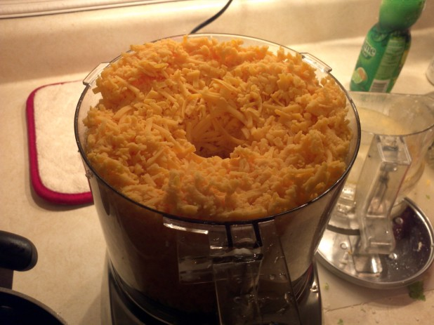 Shredded Cheese