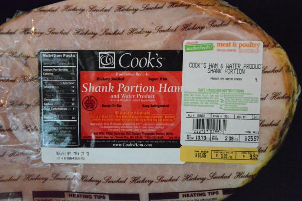 Ham Shank