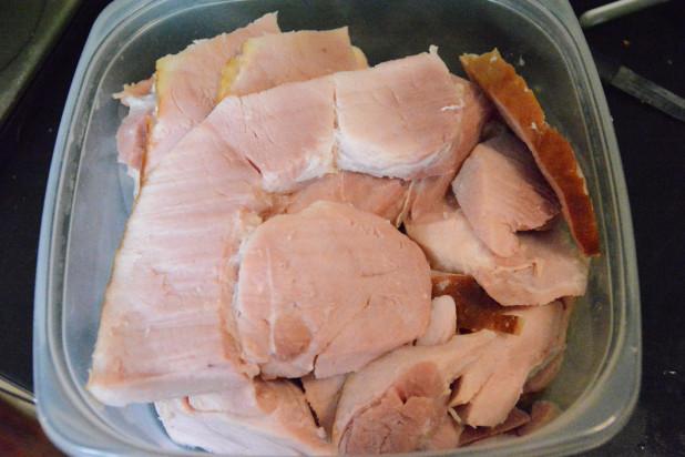 Extra Ham!