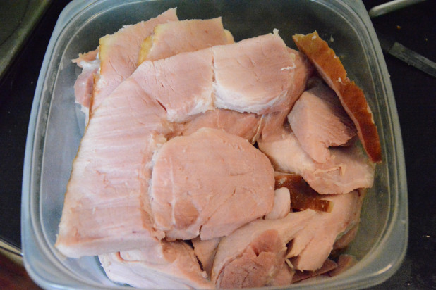 Extra Easter Ham