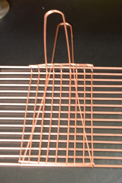 Second Part of Grill Basket