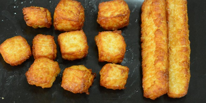 Fry-day: Frying Cheese