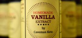 Caveman Keto Vanilla