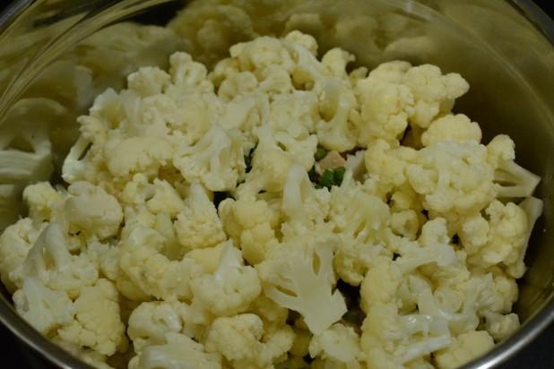 Adding Cauliflower