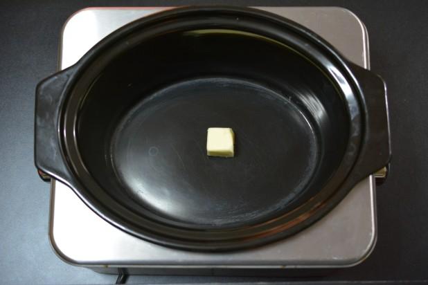 Butter in a Crockpot