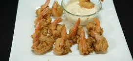 Fried Coconut Shrimp