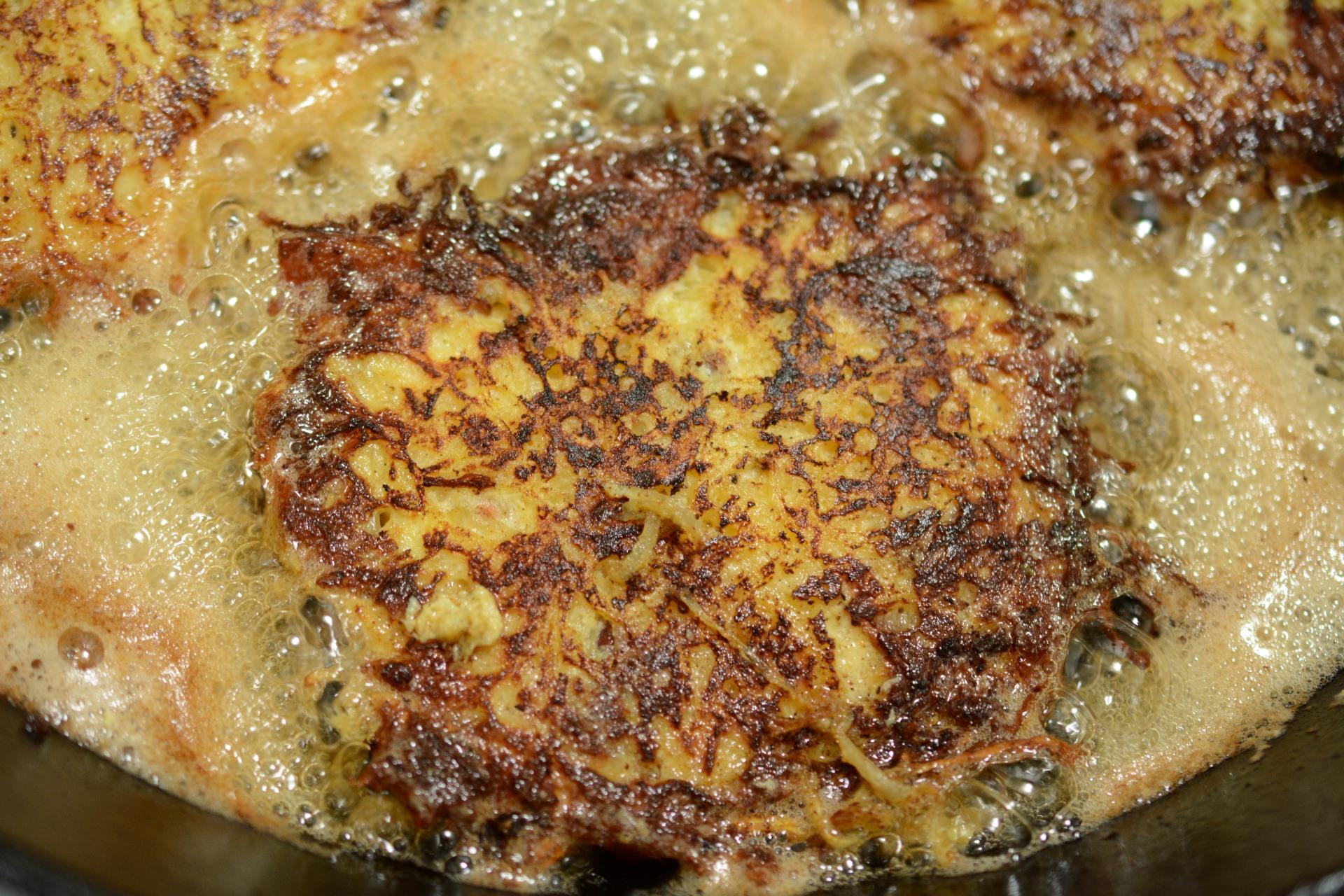 Spaghetti Squash Pancakes - Caveman Keto