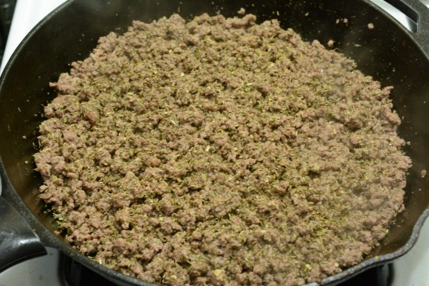 Seasoned Ground Beef