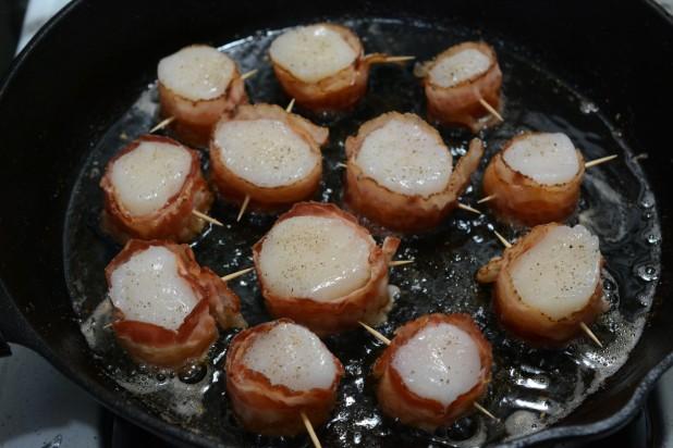 Seasoned and Frying