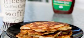 Bacon Keto Pancakes