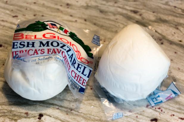 Mozarella Balls