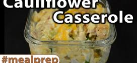 Cauliflower Casserole | Video