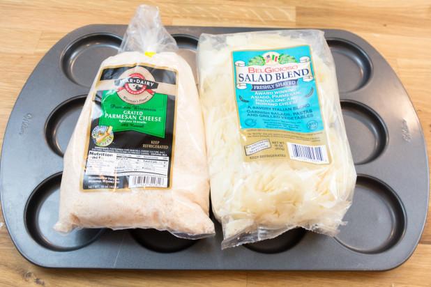 Parmesan Chip Ingredients