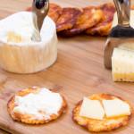 Parmesan Chip Spread