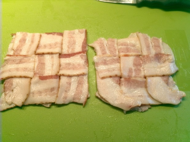 Double Bacon Weave