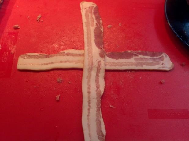 Bacon Cross