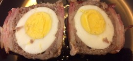 Finished Scotch Eggs