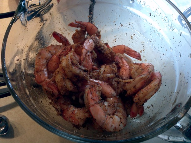Coated Shrimp