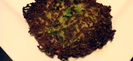Brussel Sprout Burger