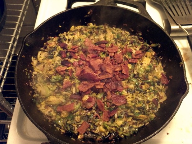Added Bacon