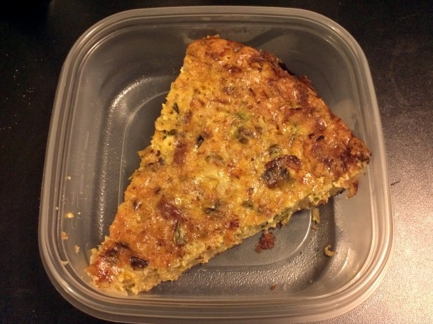 Cast Iron Skillet Frittata Ready for the week