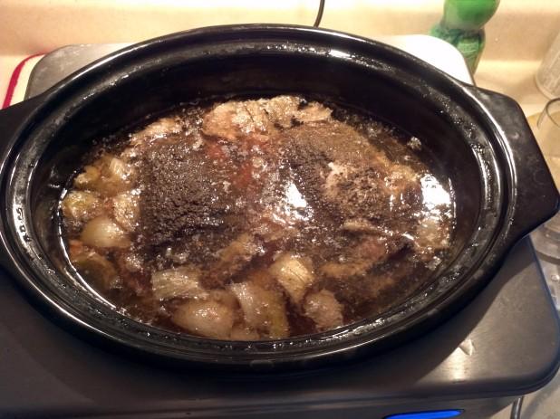 7 hours Corned Beef