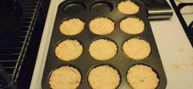Finished Coconut Macaroons