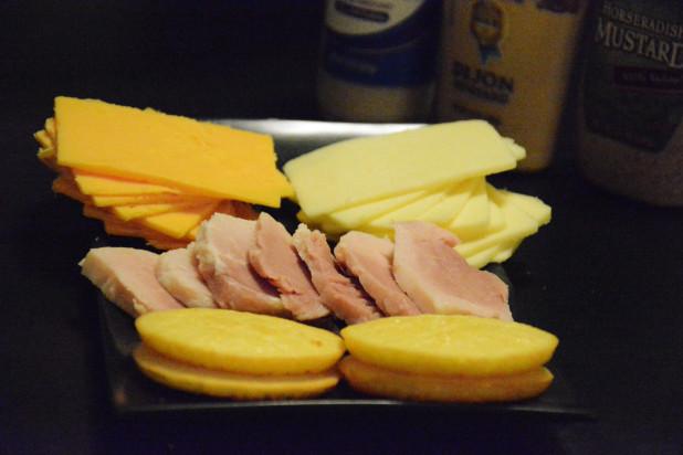 Ham Sandwich Spread