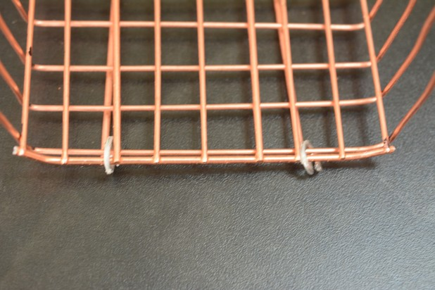 Clips on Grill Basket