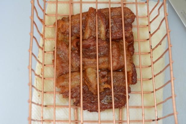 Fried Bacon Weave