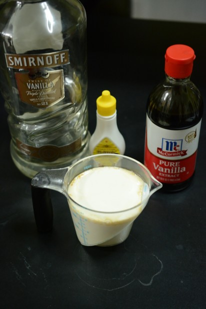 Keto Whipped Cream Ingredients