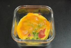 Mini Western Omelettes Ready for the Week