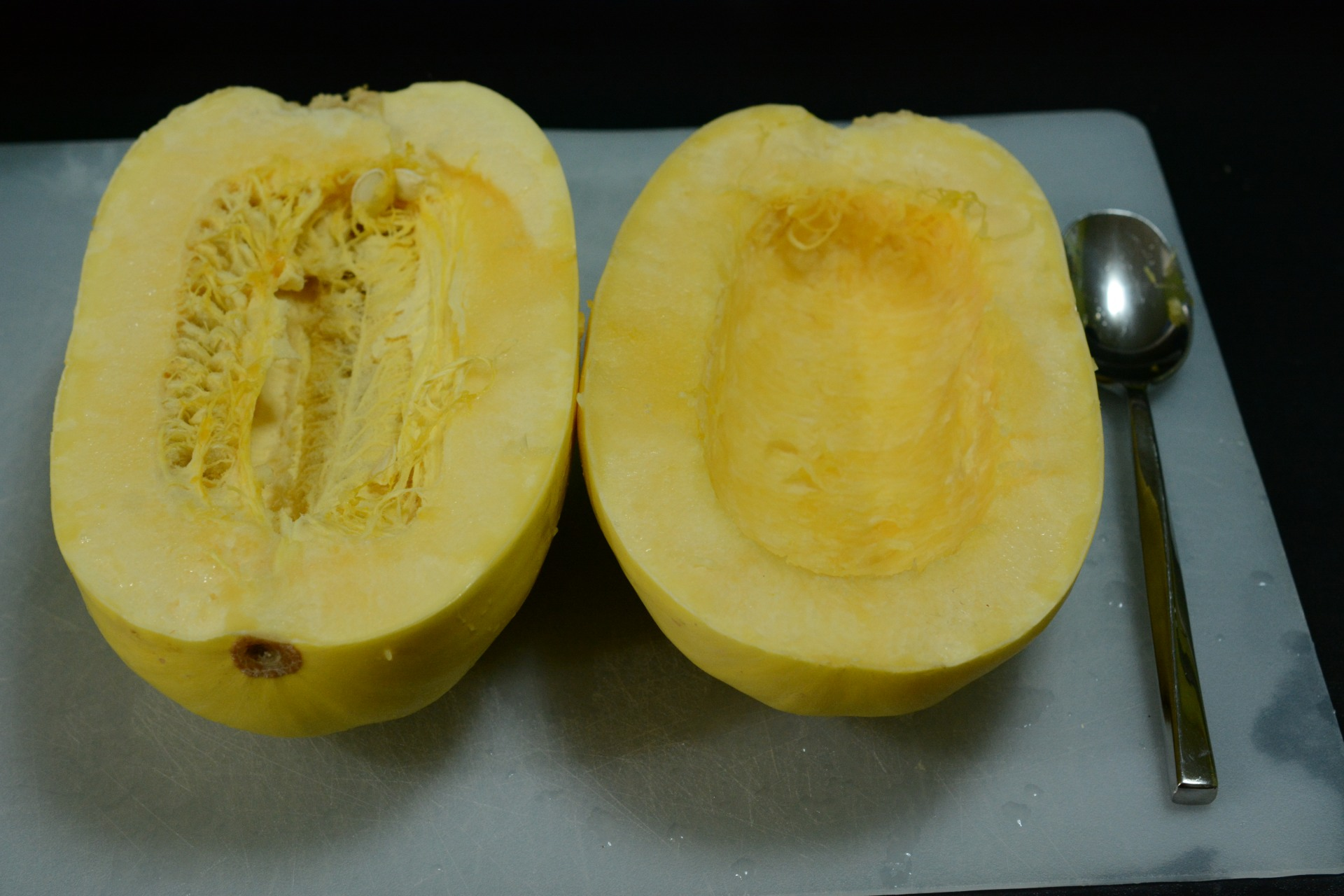 How to Cut Spaghetti Squash advise