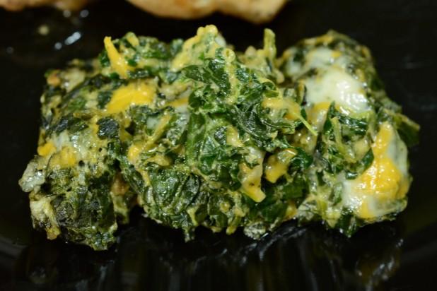 Spinach Crap