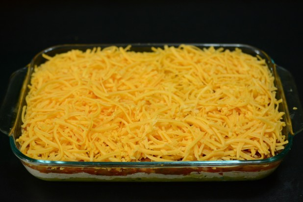 Cheddar Cheese Layer
