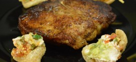 Pan Fried Pork Chop