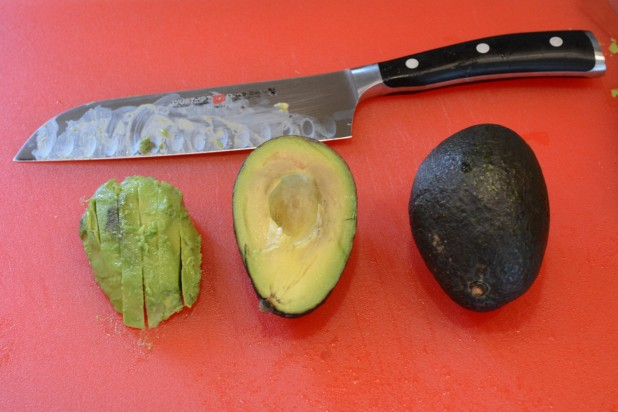 Slicing Avocados