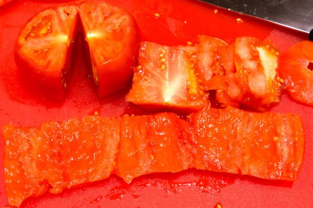 Seeded Tomato