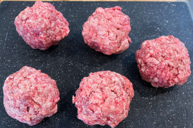 Ground Meat Balls