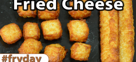 Deep Fried Cheese