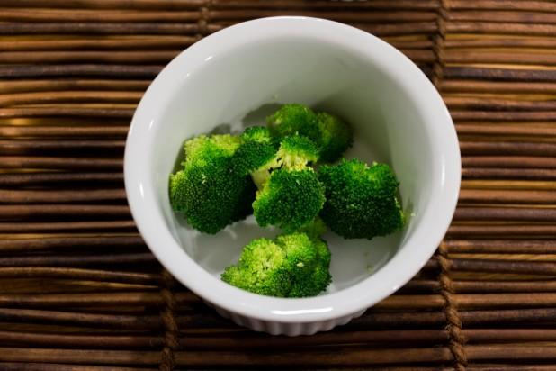 Broccoli in the Bowl